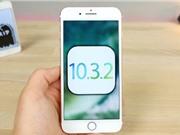 Apple phát hành iOS 10.3.2 cho iPhone, iPad