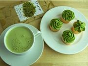 Lợi ích giảm cân của trà xanh matcha