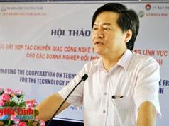 Hà Tĩnh đẩy mạnh phát triển thị trường và doanh nghiệp KH&CN