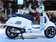 Vespa GTS 300 Super - đối thủ mới của Honda SH300i tại Việt Nam
