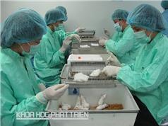 Một số nhiệm vụ thuộc chương trình Phát triển sản phẩm quốc gia đến năm 2020