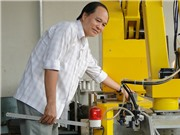 Kỹ sư Lê Anh Kiệt - nhà khoa học tham gia các chương trình khoa học và công nghệ quốc gia
