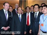 Thủ tướng Nguyễn Xuân Phúc: Tiếp tục cải thiện môi trường kinh tế, thúc đẩy tinh thần khởi nghiệp