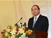 Gần 2.000 doanh nghiệp đang đối thoại cùng Thủ tướng Nguyễn Xuân Phúc