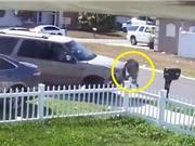 Clip: Gây tai nạn liên hoàn, tài xế vẫn thản nhiên bỏ chạy