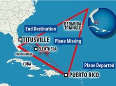 4 du khách mất tích bí ẩn khi bay qua tam giác quỷ Bermuda