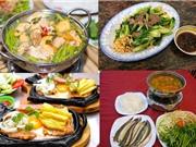 Món ngon trong tuần: Lẩu gà lá giang, cá ba sa kho tộ, ếch xào lăn