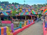 Khu ổ chuột biến thành điểm 'sống ảo' nổi tiếng ở Indonesia
