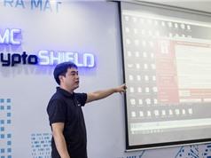 """Clip WannaCry bó tay trước """"thuốc đặc trị"""" của Việt Nam"""