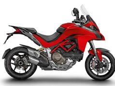 Ducati Multistrada 950 giá hơn nửa tỷ tại Việt Nam