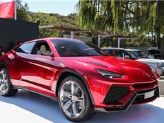 Lamborghini Urus - siêu SUV mang hồn siêu xe