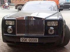 Ngắm dàn xe siêu sang Rolls-Royce mang biển tứ quý 'siêu khủng'