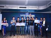Ứng dụng Học tiếng Anh cho trẻ đoạt giải nhất AI Edtech Asia Hackathon 2017