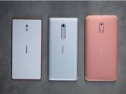 Bộ ba smartphone của Nokia chuẩn bị lên kệ tại Việt Nam