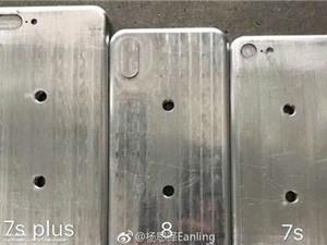 """NÓNG: 3 mẫu iPhone """"lộ hình"""""""