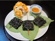 Mẹo chế biến món bò nướng lá lốt cực kỳ đơn giản