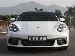 Porsche Panamera 4S 2017 - cái giá của 8 tỷ tại Việt Nam