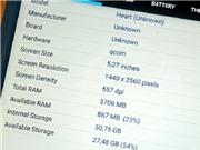 """""""Vén màn"""" thông số kỹ thuật của Nokia 9"""