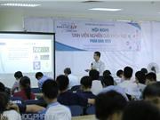 Trưng bày 367 nghiên cứu khoa học của sinh viên Đại học Bách khoa
