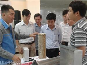 Công nghệ xử lý cáu cặn và rong rêu không dùng hóa chất