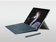 Microsoft ra mắt Surface Pro 2017: Pin 13,5 giờ, giá từ 799 USD