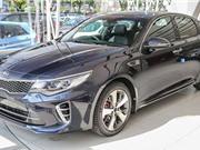 Kia Optima GT - xe thể thao giá 42.000 USD tại Malaysia