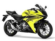 Honda CBR500R và CB500F 2017 giá từ 7.300 USD tại Malaysia