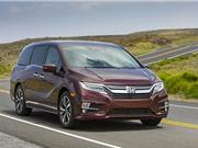 Honda Odyssey thế hệ mới giá từ 30.900 USD tại Mỹ