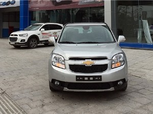 GM Việt Nam âm thầm ra Chevrolet Orlando MT, giá bán 639 triệu đồng