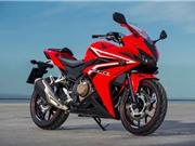 Chi tiết môtô 471cc vừa được Honda ra mắt thị trường Đông Nam Á