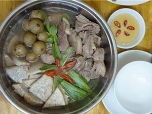 Cách làm món vịt om sấu đúng chuẩn Hà Thành