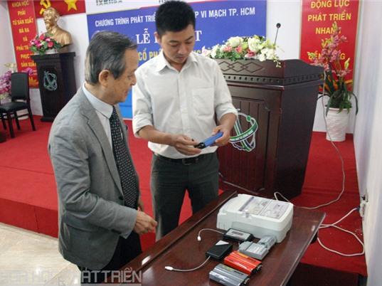 Xây dựng lưới điện thông minh bằng công nghệ Việt