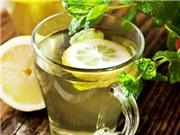 Uống nước chanh ấm có thực sự tốt cho sức khỏe của bạn hay không?