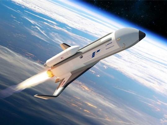 Mỹ khởi động chương trình máy bay không gian siêu thanh