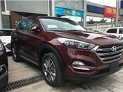 Cận cảnh Hyundai Tucson 2017 tại Hà Nội