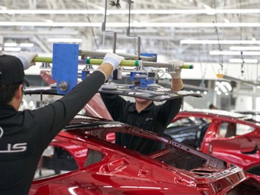 """""""Đột nhập"""" nhà máy lắp ráp Lexus LC mới tại Nhật Bản"""