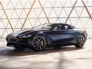 """Ngắm vẻ đẹp """"lạ"""" của BMW 8-Series"""