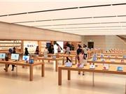 Cận cảnh Apple Store đầu tiên ở Đông Nam Á