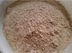 Hướng dẫn làm bột ngũ cốc giúp tăng kích thước vòng 1