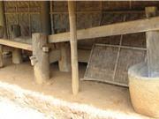 Dụng cụ chế biến truyền thống gạo Tám xoan Hải Hậu