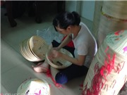 Bảo hộ chỉ dẫn địa lý Huế cho sản phẩm nón lá
