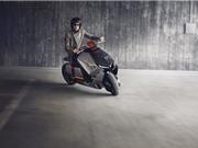 Ngắm vẻ đẹp hiện đại của BMW Motorrad Concept Link