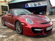 Porsche 911 Carrera TechArt giá 2,65 tỷ tại Việt Nam