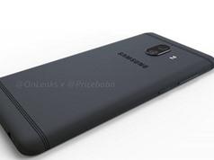 Hình ảnh chi tiết smartphone camera kép đầu tiên của Samsung