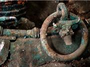 Tìm thấy hiện vật nghìn tuổi trong mộ hoàng tử Celtic