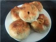 Bánh xíu páo - món quà vặt gốc Hoa hương vị lạ mà quen