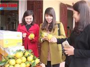 Cam Thượng Lộc - đặc sản Hà Tĩnh được bảo hộ sở hữu trí tuệ