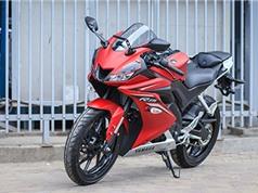 Yamaha R15 thế hệ mới đầu tiên về Hà Nội giá 112 triệu đồng