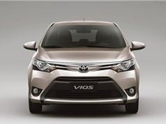 Bảng giá xe Toyota tháng 6/2017