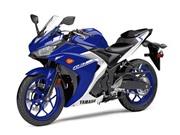 Bảng giá xe Yamaha tháng 6/2017: YZF-R3 giảm giá 16 triệu đồng